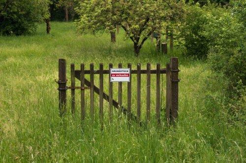 Nicht jedes Stück Land darf bebaut werden