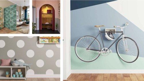 Sattgesehen? Ihr Zuhause braucht Farbe!