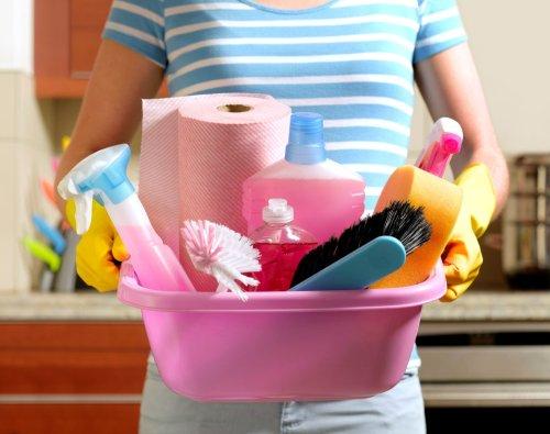 Putzen mit Desinfektionsmittel nach der Flut bringt nichts