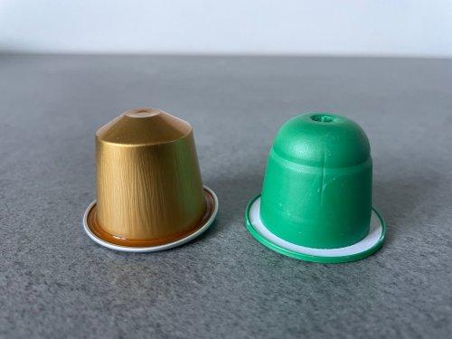 Schmeckt Kaffee aus kompostierbaren Kaffeekapseln anders als aus Aluminium-Kapseln?