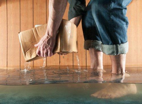 Nicht jeder Wasserschaden ist auch versichert