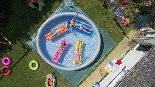 Was bei Quick Up Pools im Garten zu beachten ist