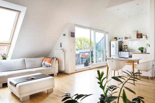 Einrichtungstipps für Zimmer im Dachgeschoss