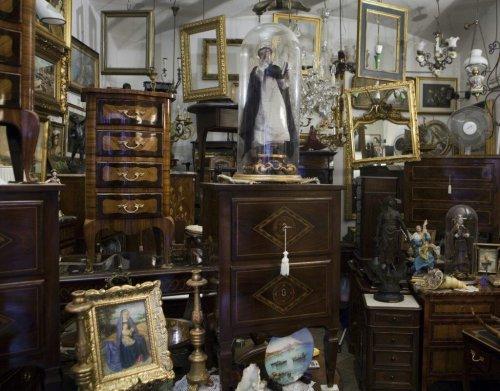 Warum ich meine Vintage-Möbel wieder in den Keller gestellt habe