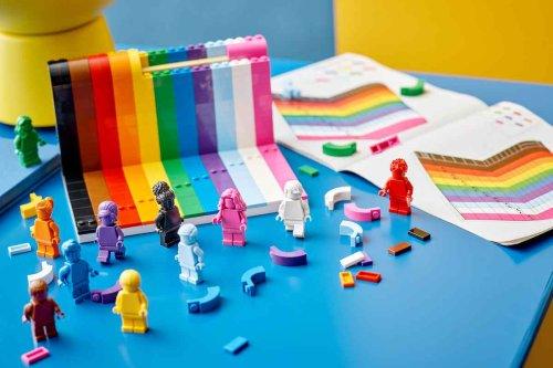 Everyone is Awesome LEGO Set Celebrates Diversity