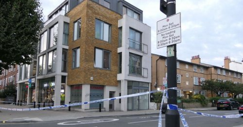 Two teenagers rushed to hospital after double stabbing in Shepherd's Bush