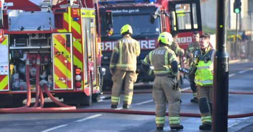 30 firefighters tackling blaze at Glasgow church - latest updates