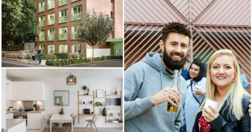 Londoner bought a Pocket home for £274k right by a Tube station