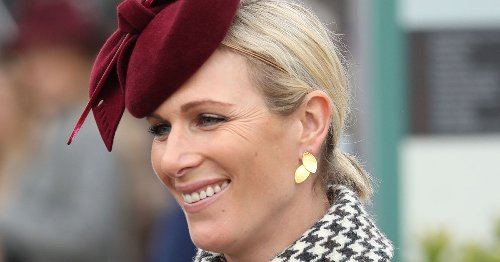 Zara Tindall made 'cheeky comment' to Prince Harry during a wedding