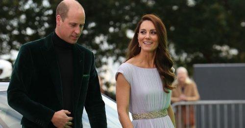 Prince William fans spot hilarious problem with velvet suit for Earthshot event