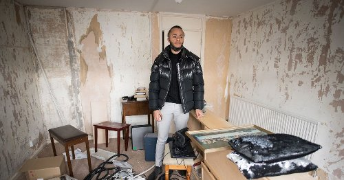 'Slum' estate CEO earns £343k a year as residents in homes 'not fit for animals'