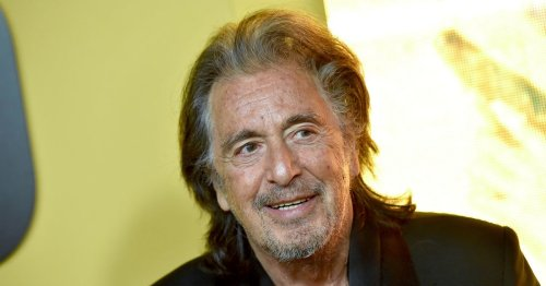 Al Pacino nearly adopted BBC EastEnders legend when he was aged 13