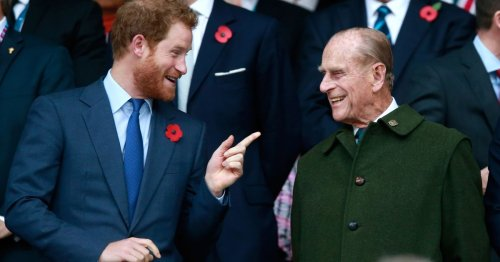 Prince Philip's six word message to the Queen over Megxit talks