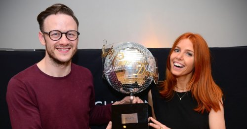 Stacey Dooley shares brutal reason she will never marry Kevin Clifton