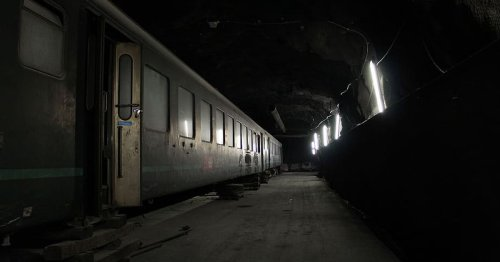 The truth behind the tale of Crystal Palace Park's ghost train full of corpses