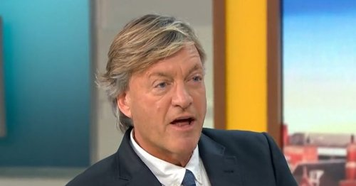 Richard Madeley swamped with criticism over Angela Rayner remark on ITV GMB