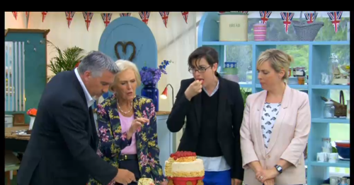 The reason fan-favourite Bake Off judge Mary Berry left the show