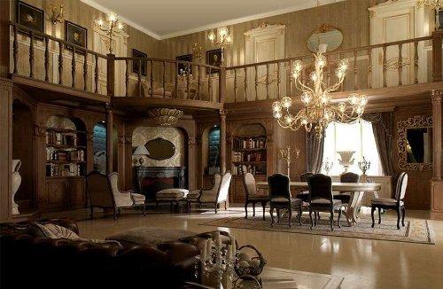 Salotti di lusso, l'arredamento ricercato delle case più belle [FOTO]