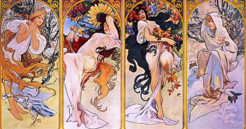 6 Themes That Defined Illustrator Alphonse Mucha's Iconic Art Nouveau Posters