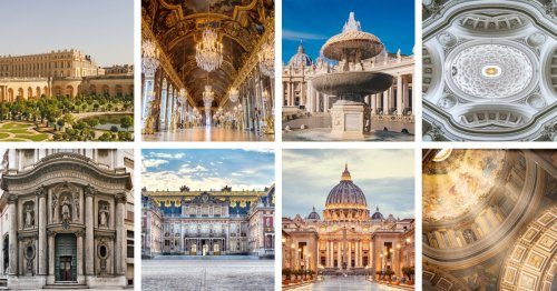 5 Baroque-Style Buildings That Celebrate the Extravagance of the Architectural Movement