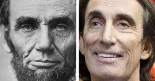 Photos Imagine What U.S. Presidents From History Might Look Like Today