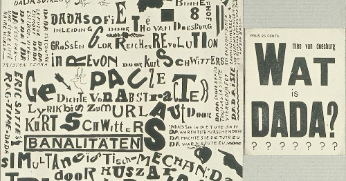 What Is Dada? Learn About the 20th-Century Art Movement