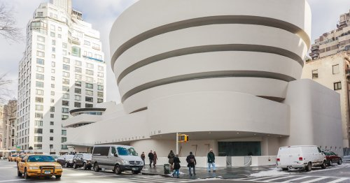 10 Historic Buildings by the Legendary Frank Lloyd Wright