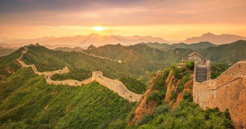 10 Cosas que no sabías acerca de la Gran Muralla China