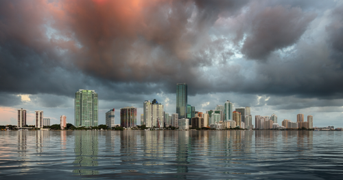 An Introduction to 'Climate Gentrification' and the Rising Prices of Higher Ground