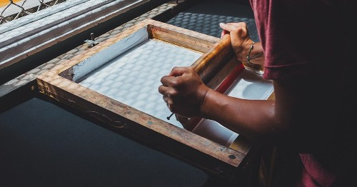 8 Print Artists That Will Inspire You to Try Silk Screen Printing at Home