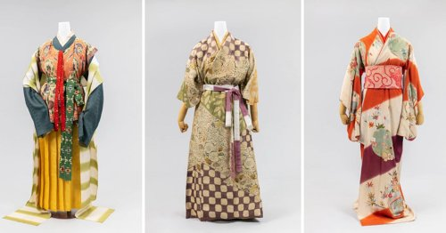New Exhibition in Tokyo Explores 1,500-Year History of Women's Kimonos