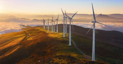 Most of Europe's Energy Came From Renewable Sources in 2020
