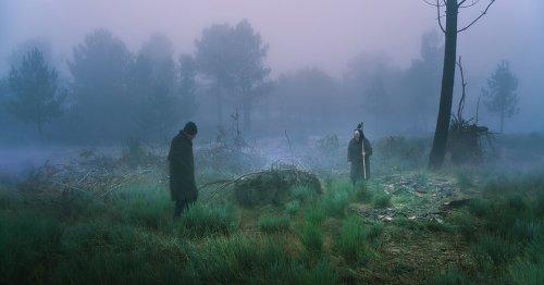 Desolate Landscape Photos Evoke Suspenseful Film Stills From Classic Cinema [Interview]
