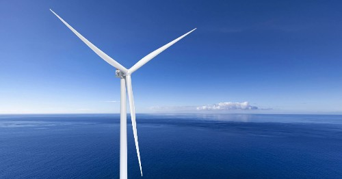 GE's Haliade-X Wind Turbine Can Power a House for 2 Days Wiith Just One Rotation