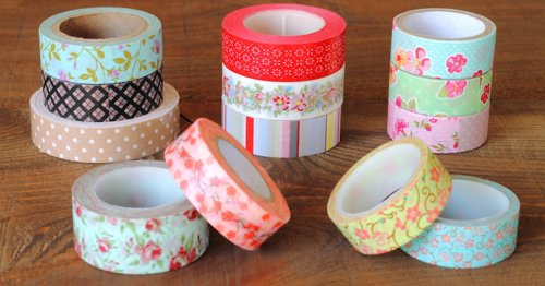 What Is Washi Tape and Why You Should Try It