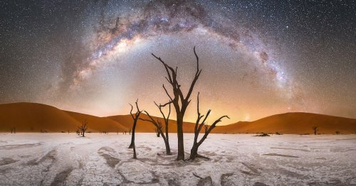 The Best Milky Way Photographers of the Year Show the Beauty of Our Galaxy