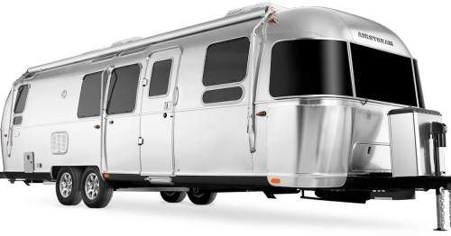 Airstream Updated Its Popular Travel Trailer Making It Easier To Work From Home on the Go