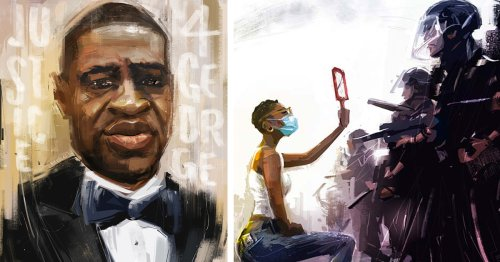 Illustrator Nikkolas Smith on Being an ARTivist and Going Viral [Podcast]