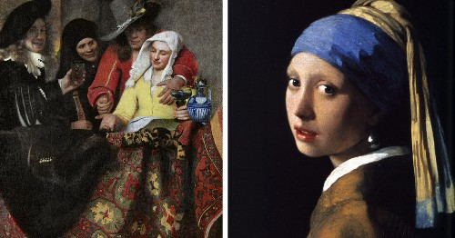 """5 Johannes Vermeer Paintings That Prove Why He's the """"Master of Light"""""""