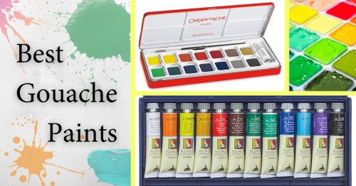 10 Best Gouache Paints for Artists of Every Skill Level