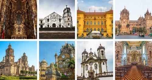 5 Unique Hybrid Buildings That Showcase the Range of Colonial Architecture