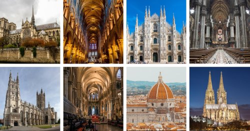 5 Awe-Inspiring Gothic Cathedrals That Celebrate the Flamboyant Architectural Style
