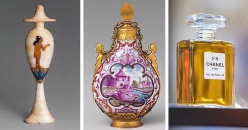 Inhale the Long History of Artfully Designed Perfume Bottles