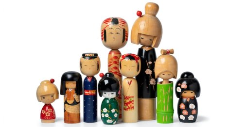 What Is Kokeshi? Discover the Historic Art of Japan's Handmade Wooden Dolls