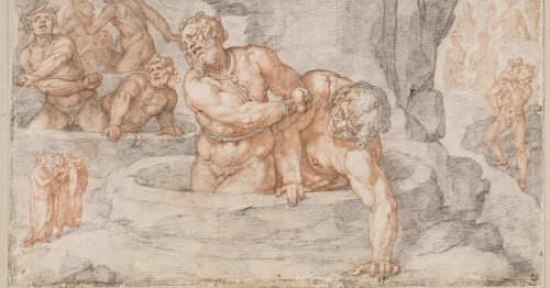 Rarely-Seen Illustrations of Dante's 'Divine Comedy' Are Now Free for All To View Online