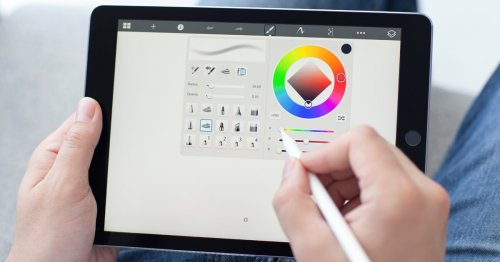 Here's Where to Find Thousands of New Brushes to Use in Procreate and Photoshop