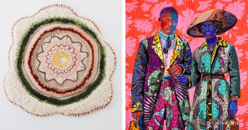 5 Contemporary Textile Artists To Celebrate During Women's History Month