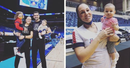 Basketball Coach Pumped Breast Milk for Her Newborn During Halftime of Championship Game
