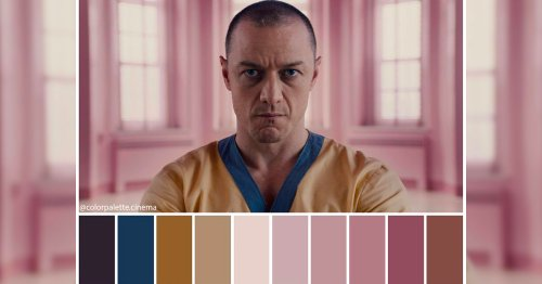 Movie Lover Shares Color Palettes To Reveal How Filmmakers Use Color To Set the Mood of a Scene