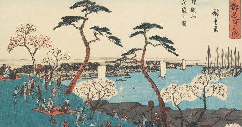 You Can Download 1,000+ Japanese Woodblock Prints by Edo-Era Master Hiroshige